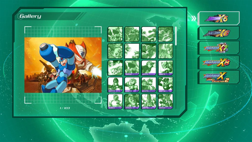 NSwitchDS MegaManXLegacyCollection2 05
