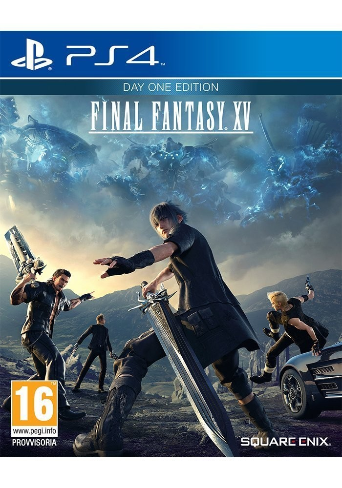 ffxv cover