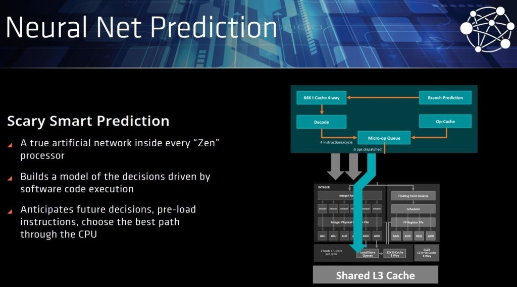 amd neural net prediction