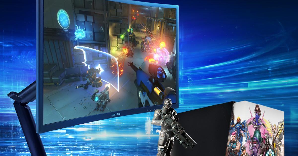 Overwatch collector edition gratis alla samsung gaming for Samsung arena milano
