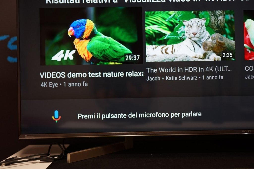 sony xf90 65pollici androidtv 56