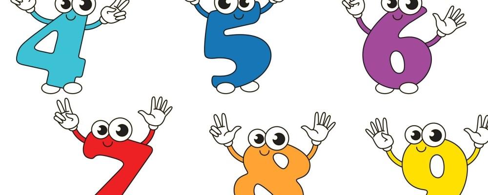 Con il mago dei numeri la matematica un 39 avventura - Colore per numeri per i bambini ...