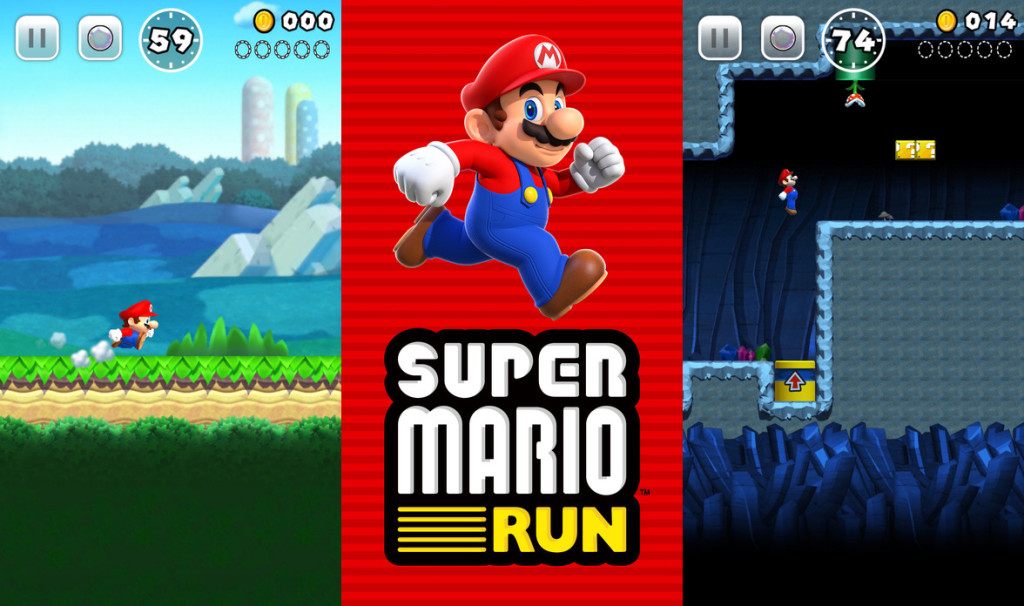 super mario run arrivera su iphone e ipad questo dicembre