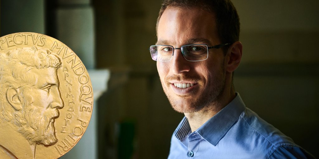Alessio Figalli Fields Medal for Professor of Mathematics