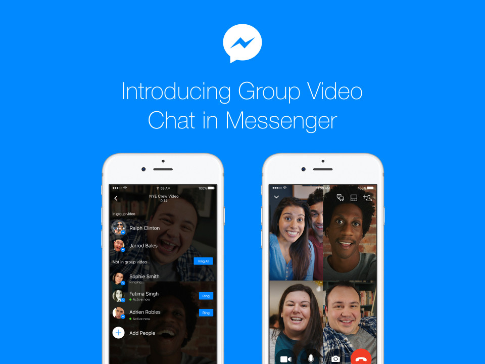 groupvideo messenger 01