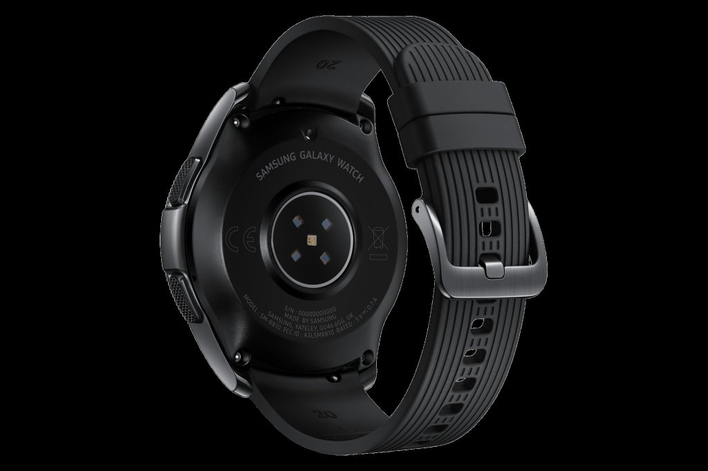 02 Galaxy Watch Dynamic Midnight Black