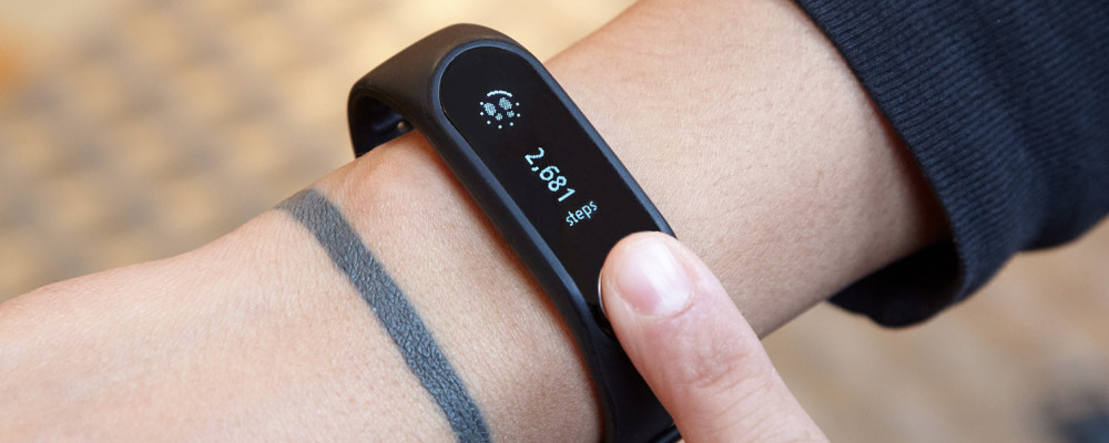 Recensione Fitness Tracker TomTom Touch