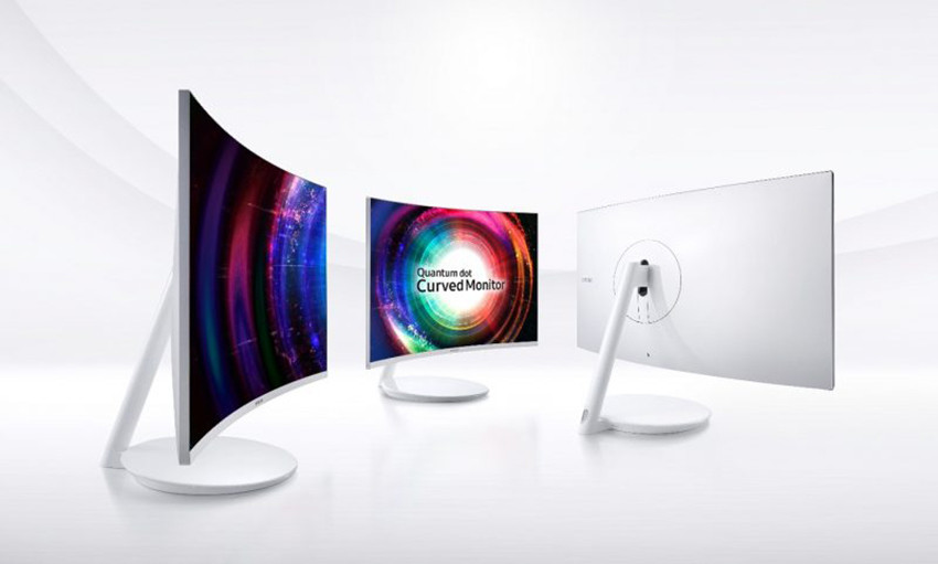 samsung ch711 quantum dot curved monitor press image 800x481
