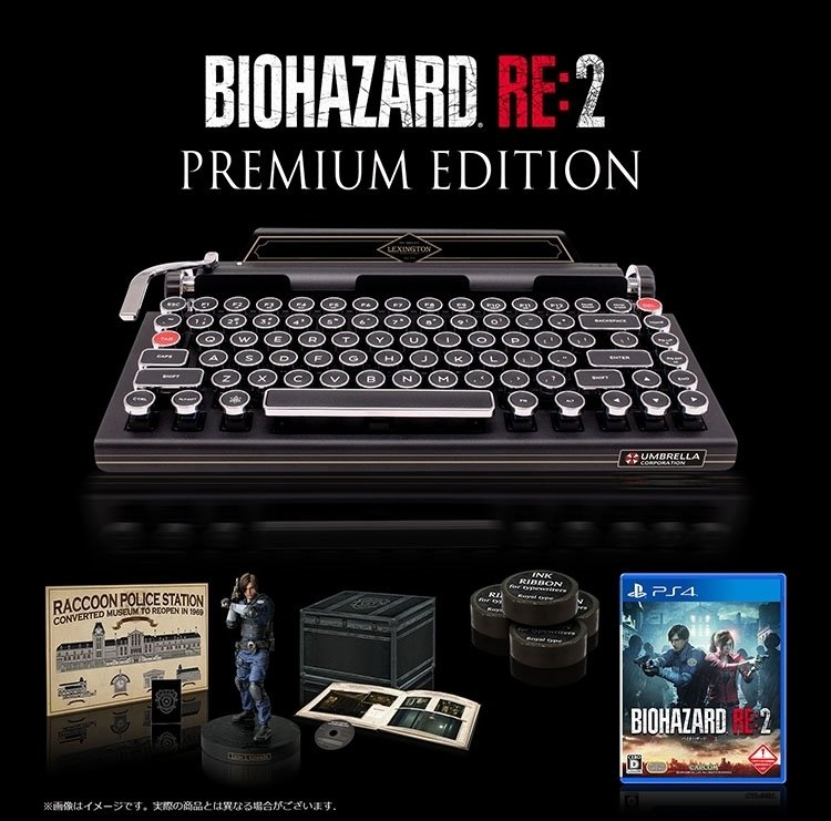 resident evil 2 remake ps4 8581