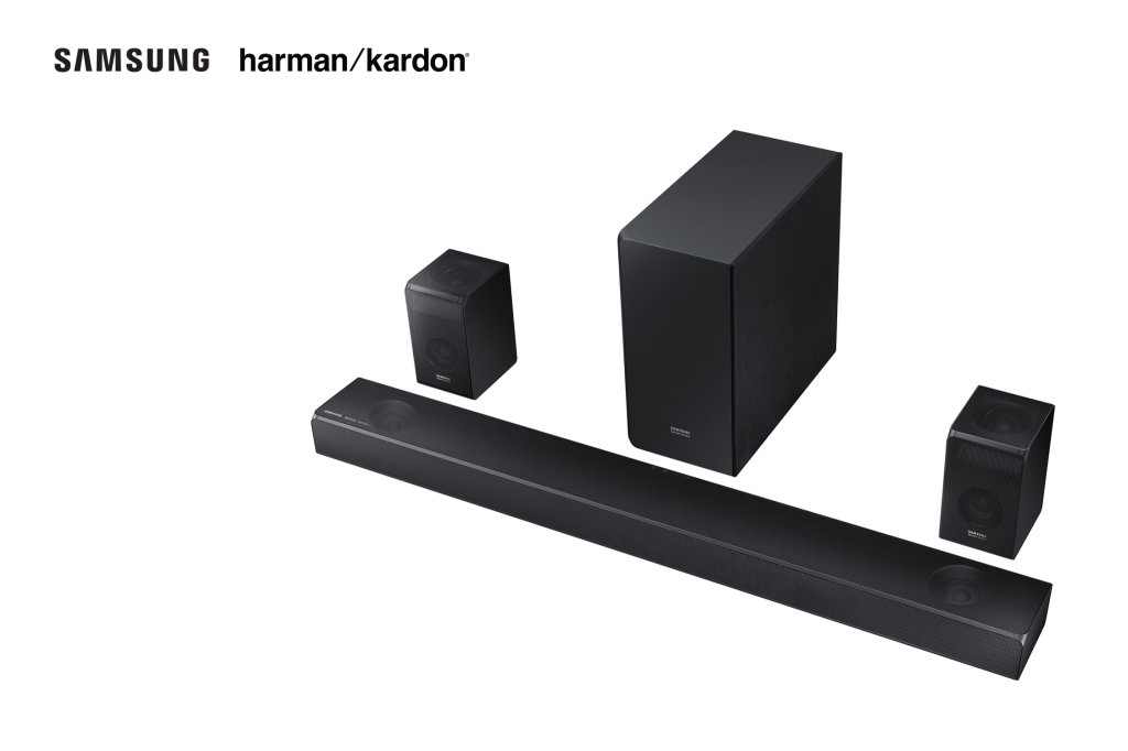 Samsung Harman Kardon Cobranded Soundbar 01