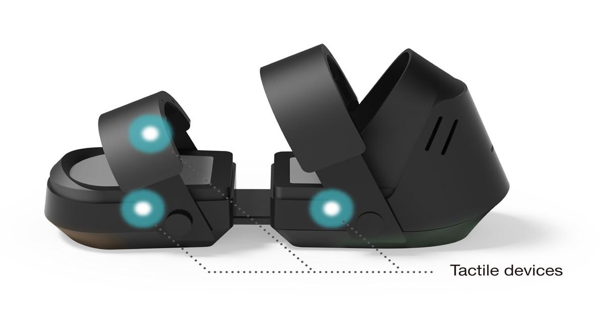 Taclim le prime scarpe per la realt virtuale tom 39 s for Produttore di blueprint virtuale
