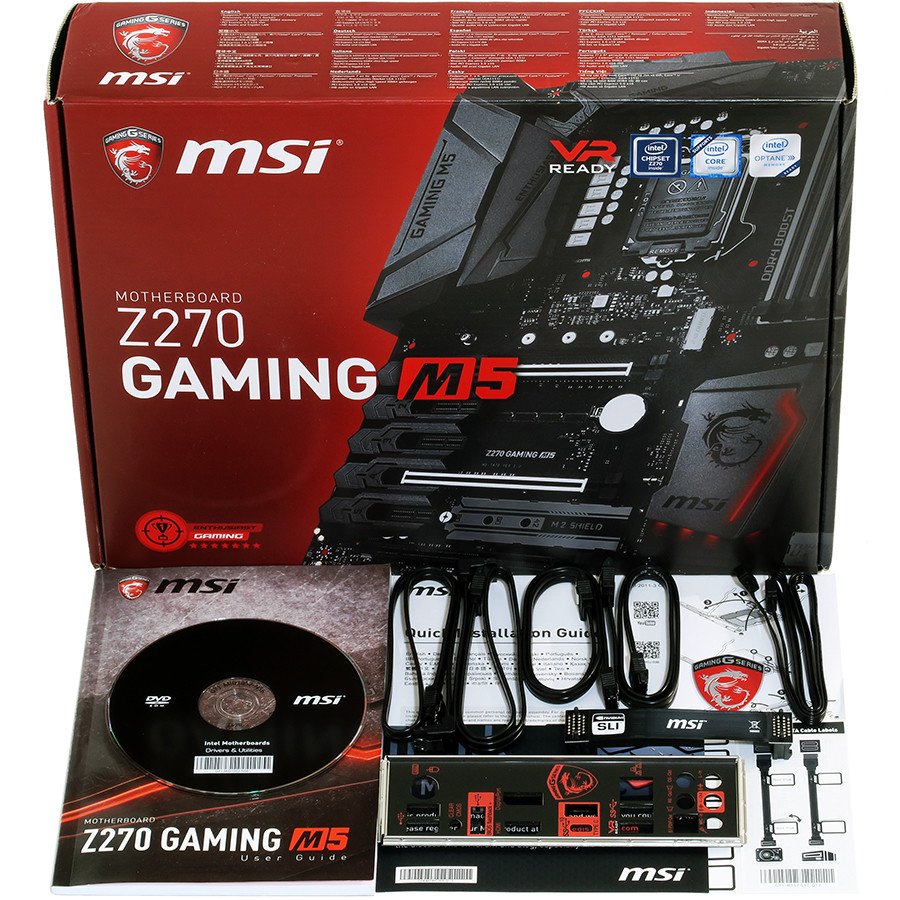 MSI Z270 Gaming M5 kit