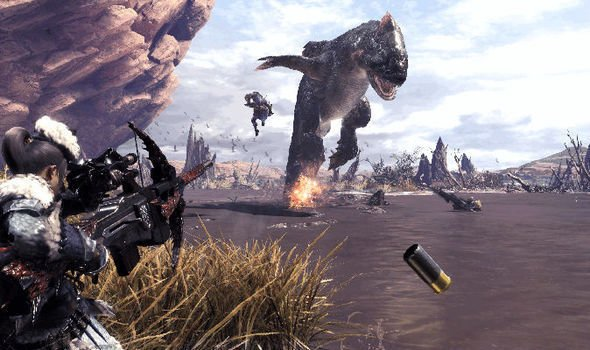 Monster Hunter World PS4 Xbox One PC review scores 909798