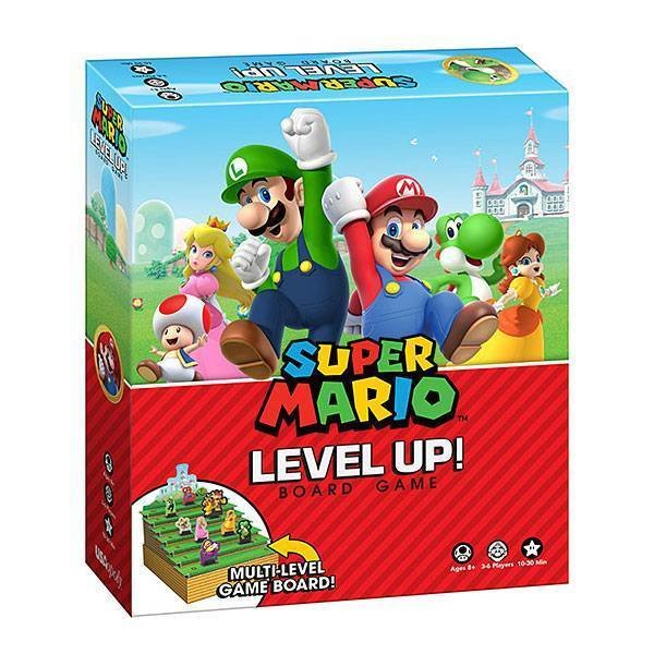 jvvg super mario level up