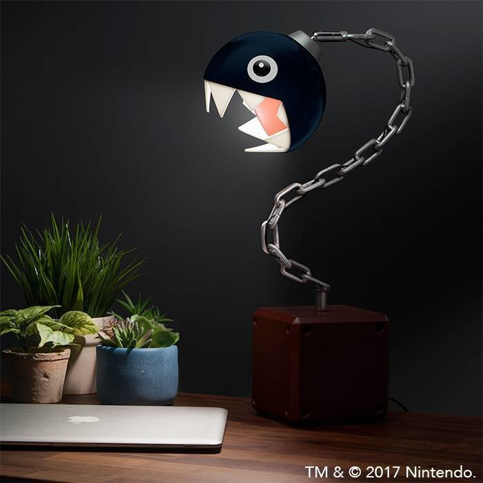 kggu mario chain chomp lamp inuse rev