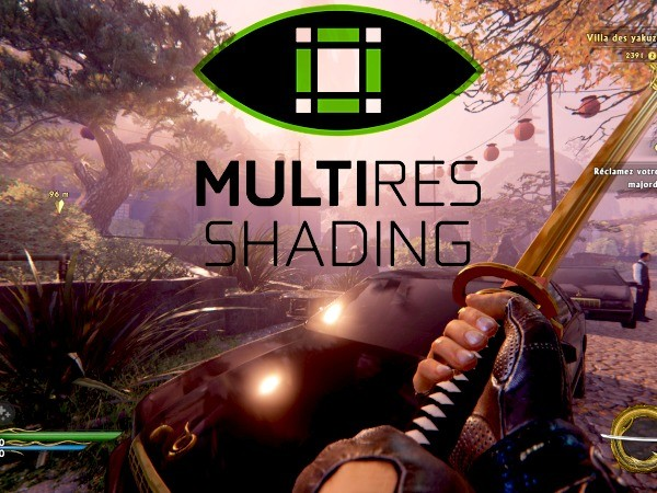multi res shading shadow warrior 2 intro