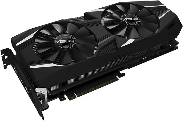 asus rtx dual