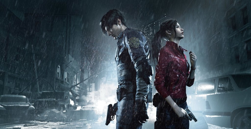 resident evil 2 remake ps4 7349