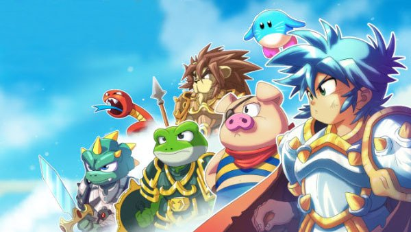Monster Boy Gamescom 2016 Trailer
