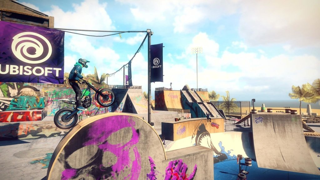 Trials rising salto