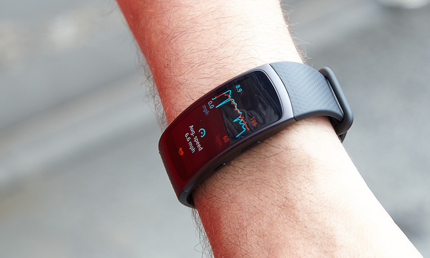 Samsung Gear Fit2 G04