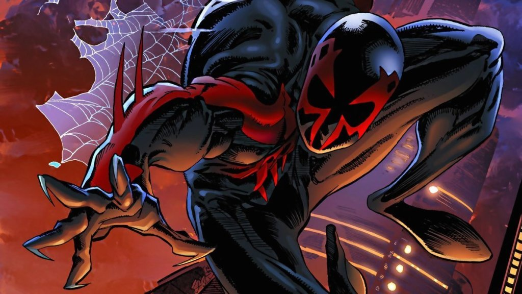 spider man 2099 hd wallpaper by tommospidey d629sk3 png1