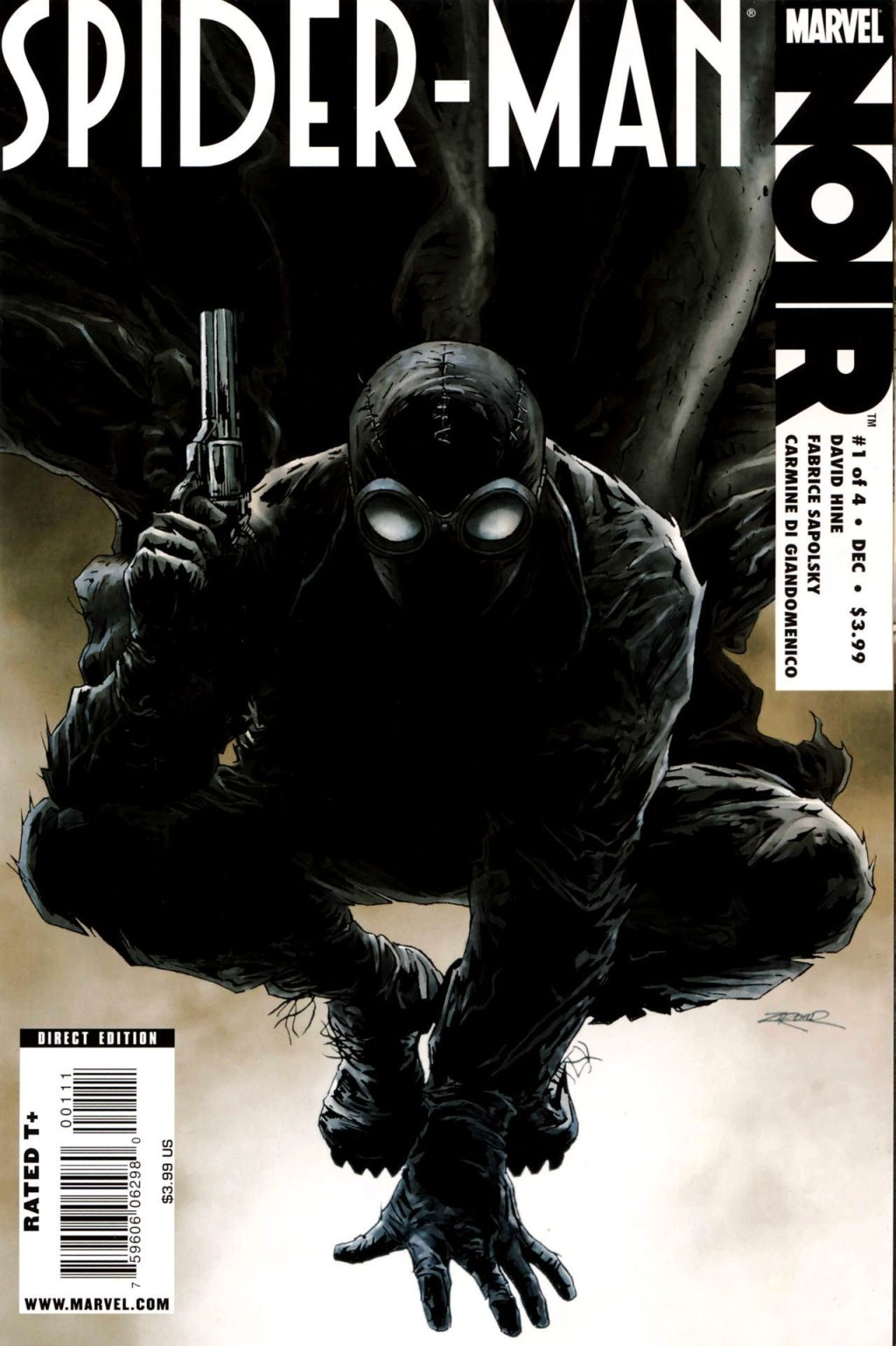 Spider Man Noir Vol 1 1