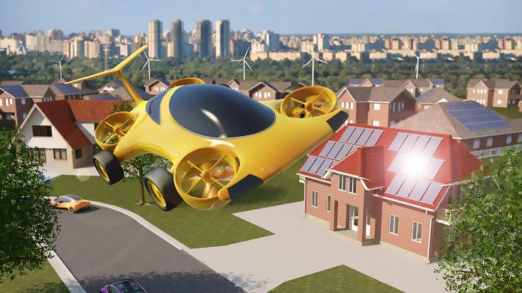 Airbus, un prototipo di auto volante entro il 2017 - Tom's Hardware