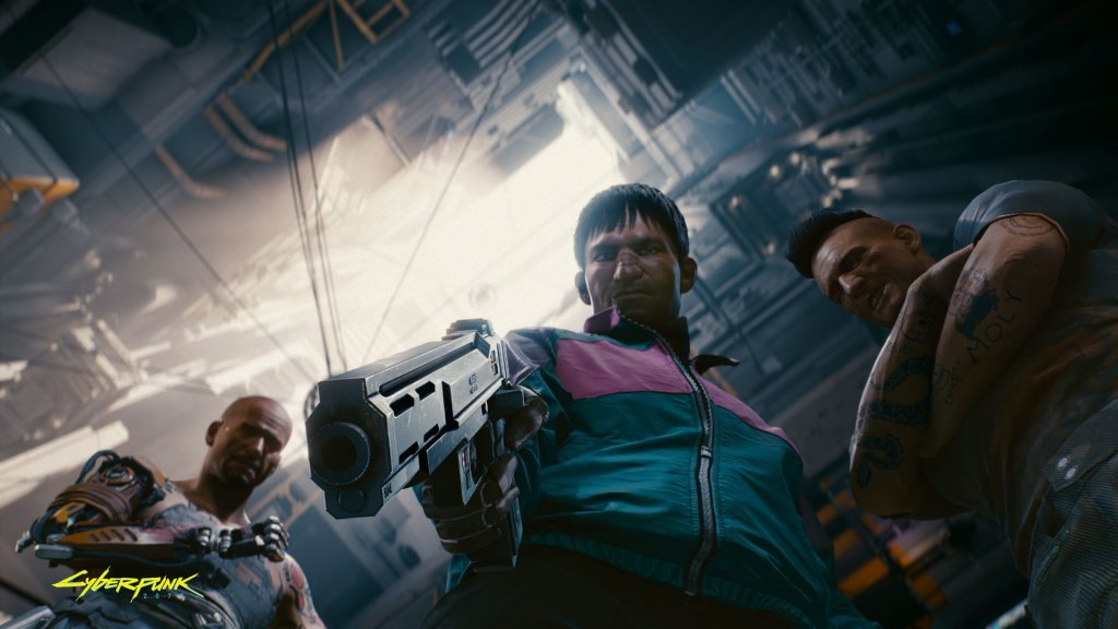 screen Cyberpunk2077 Any Last Words RGB en