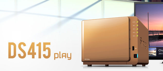 DS415play synology
