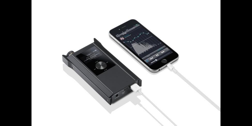 Onkyo DAC-HA200 per chi vuole qualità audio ad alta definizione con gli smartphone