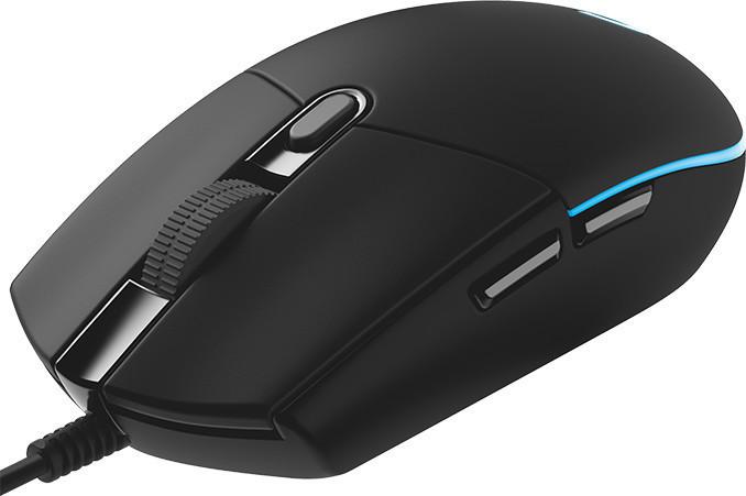 Logitech G203 Prodigy: super-mouse con novità memoria interna
