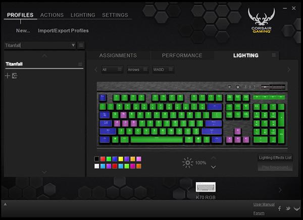 Corsair K70 RGB   02