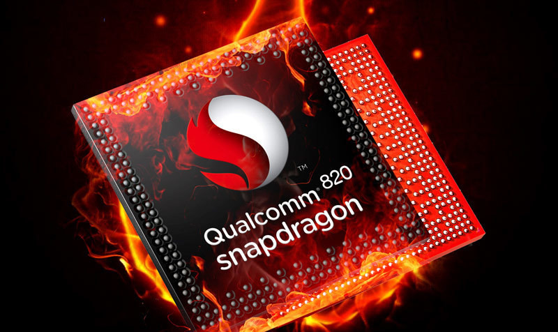 qualcomm chip fiamme