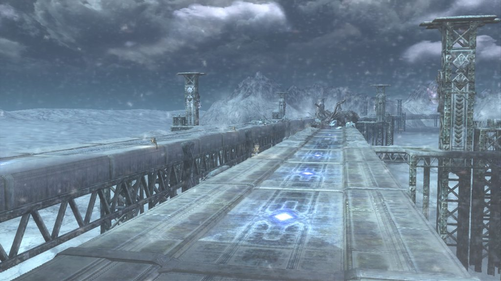 Lost odyssey world ice