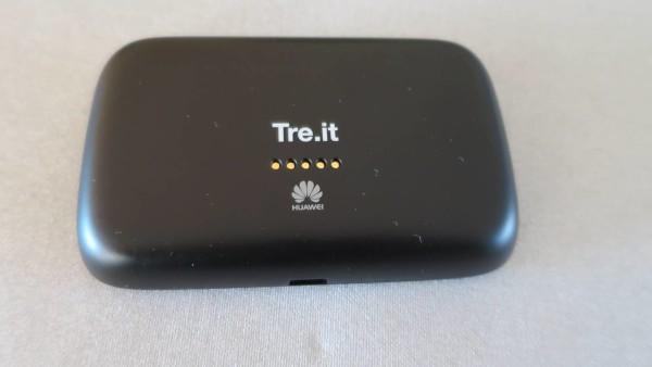 Il PocketCube di 3 Italia è un router 4G portatile che all\'estero ...