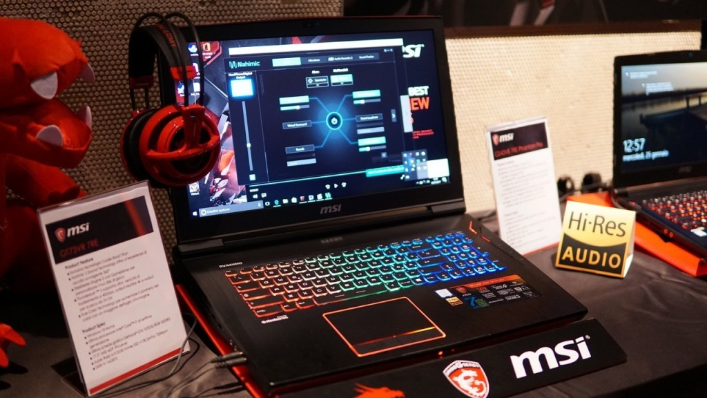 evento msi notebook kaby lake 13