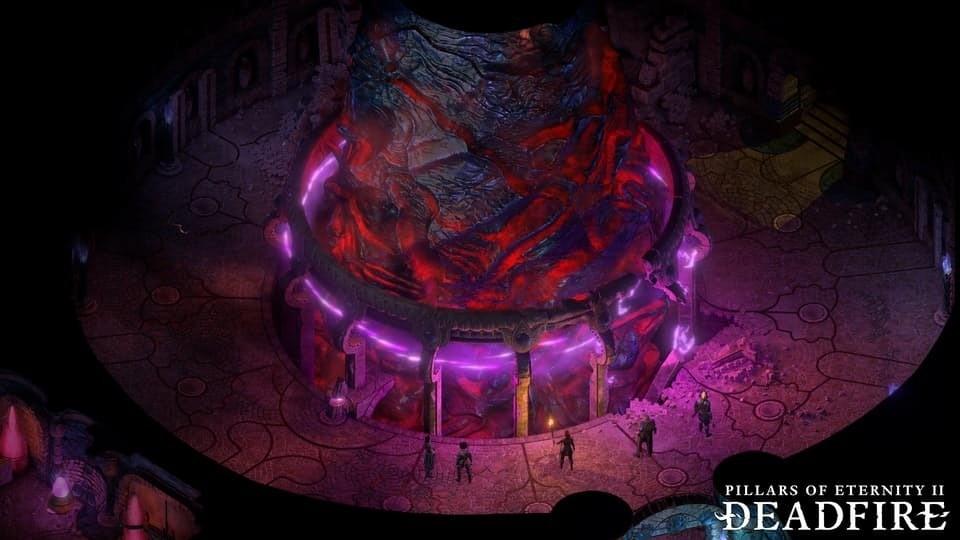 Annunciato Pillars of Eternity II: Deadfire, al via una raccolta su FIG