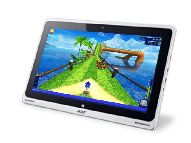 Acer Aspire Switch gaming