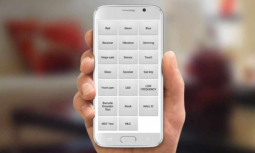 Samsung Galaxy S8: lo scanner delle impronte nella foto leak