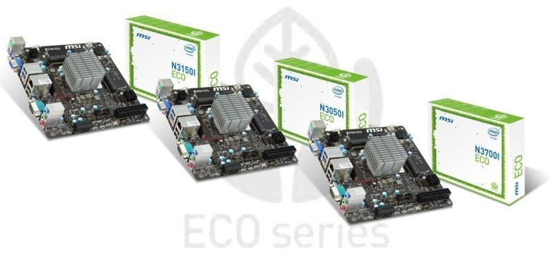 msi braswell eco motherboard