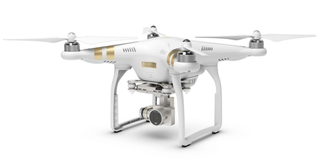 DJI Phantom 3, il drone che riprende in 4K e trasmette su YouTube - Tom's Hardware