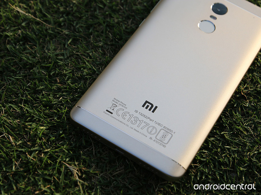 xiaomi redmi note 4 battery