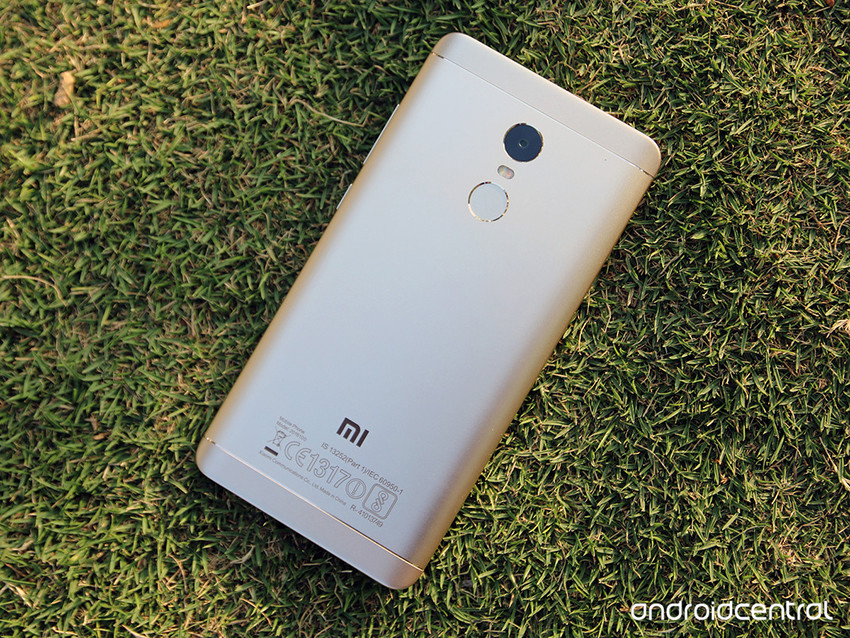 xiaomi redmi note 4 hardware