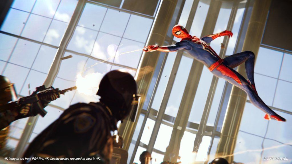 Spider Man PS4 Preview Flip 1532954572