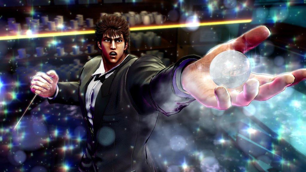 Fist of the North Star Lost Paradise 05