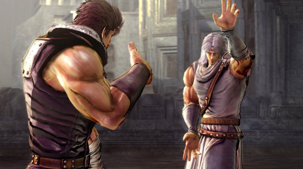 Fist of the North Star Lost Paradise 07