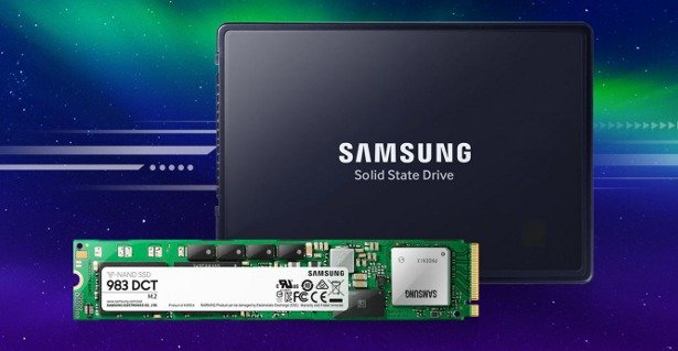 samsung data center ssd 983 dct