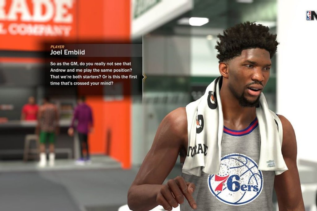 NBA 2K 19 MY GM