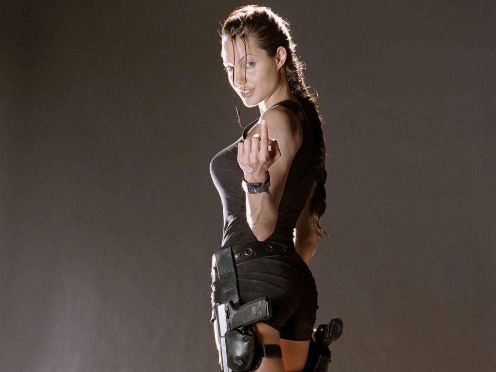 LARA CROFT 1